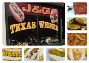 J&G Texas Weiners - Best Hot Dogs in NJ